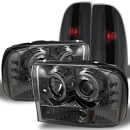 01 f250 head lights - 2