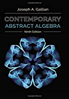 Contemporary Abstract Algebra, 9th Edition Front Cover