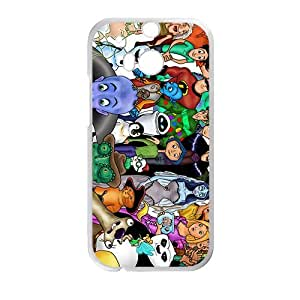 SVF Cartoon Family Design Best Seller High Quality Phone Case For HTC M8