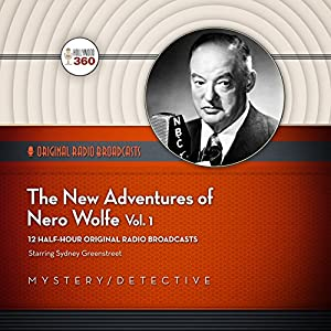 The New Adventures of Nero Wolfe, Volume 1 Radio/TV
