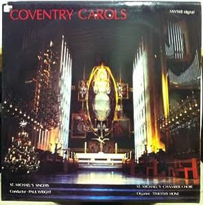 Paul Leddington Wright Presents Coventry Carols