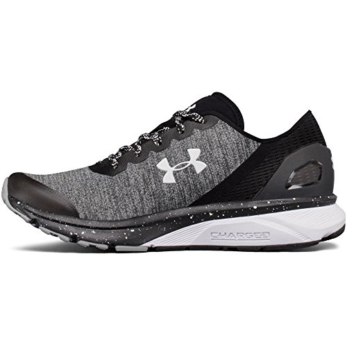 Escape Running Armour 36 Under De Charged Compétition black Noir Chaussures Ua W Eu Femme xIww01qT