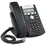 Polycom Soundpoint IP331 2-LINE SIP IP Phone Without Power (Certified Refurbished)