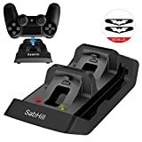 Cheap PS4 Controller Charger, Dual USB Charging Dock Stand Station for Playstation 4 PS4/PS4 Slim/PS4 Pro DualShock 4 Wireless Controller
