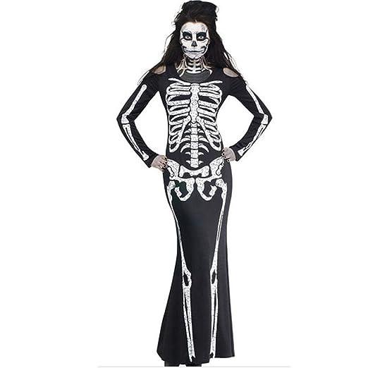 Amazoncom Deatu Ladies Dress Teen Girls Women Horror Ghost