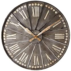 Howard Miller 625630 Stockard 35 Gallery Wall Clock, Special Reserve