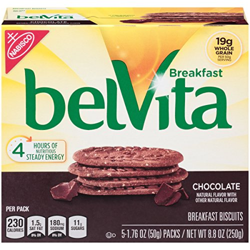 Belvita Breakfast Biscuits, Chocolate, 8.8 Ounce