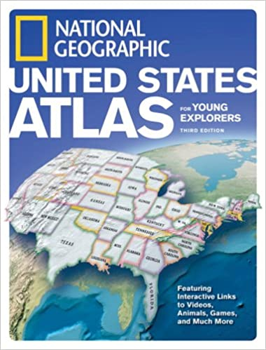 National geographic united states atlas for young explorers third national geographic united states atlas for young explorers third edition national geographic 9781426302558 amazon books gumiabroncs Gallery
