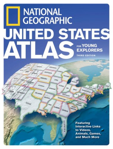National Geographic United States Atlas for Young Explorers, Third Edition (State Of The World Atlas compare prices)