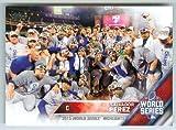 2015 Kansas City Royals World Series team picture baseball card 2016 Topps #56 Salvador Perez