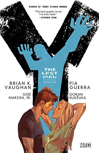 y the last man book 1 - 4