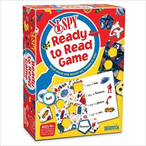 Download I Spy Ready to Read PDF, azw (Kindle)