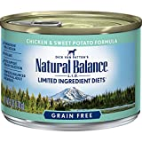 Best Natural Balance Dog Foods - Natural Balance L.I.D. Limited Ingredient Diets Canned Wet Review