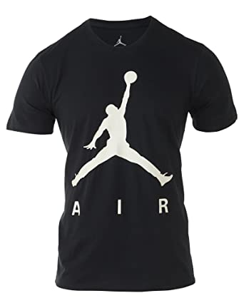 43be8a5582b8ab NIKE Mens Air Jordan Jumpmain Air Pearlescent T-Shirt 683301 (2XL) at Amazon  Men s Clothing store