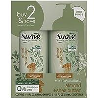 Suave Hair Professionals 36 Fl Oz Shampoo & Conditioner