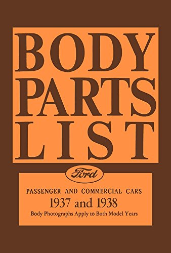 Ford Oem Parts Catalog - 8