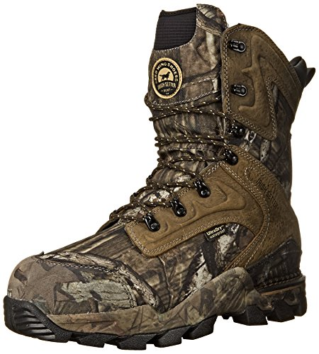 """Irish Setter Men's 4838 Deer Tracker 10"""" Hunting Boot - M..."""