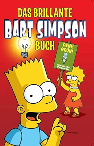 Bart Simpson Comics SB 7: Das brillante Bart Simpson Buch