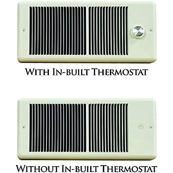Amazon Com Tpi Corp Hf4315trpw Electric Wall Heater Home