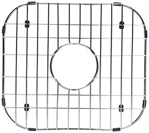 (Wells Sinkware GWW1314 Kitchen Sink Grid, Stainless Steel)