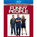 Funny People (Two-Disc Unrated Collector's Edition) [Blu-ray]