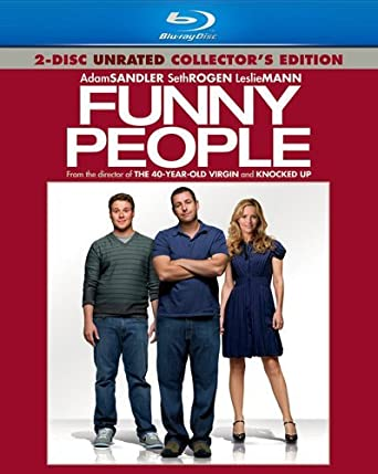 Funny People 2009 BluRay 720p 1.6GB [Hindi Org – English] MKV