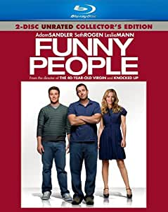 Funny People (Two-Disc Collector's Edition) [Blu-ray] (Bilingual)