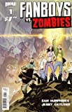Fanboys vs Zombies #1 Cover D Matteo Scalera
