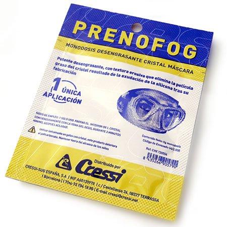 Cressi - Prenofog 8, Color 0: Amazon.es: Deportes y aire libre