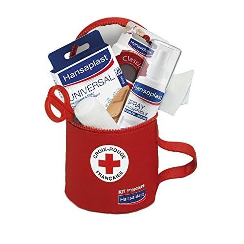 hot sale Hansaplast Croix Rouge Trousses de Premier Secours 6 Pièces