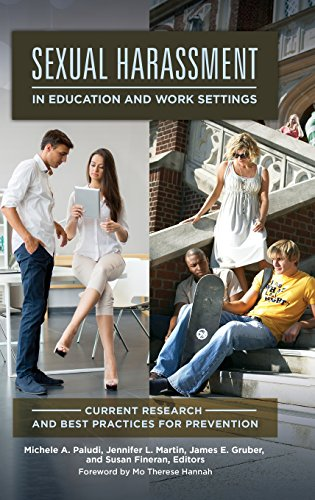 Sexual Harassment in Education and Work Settings: Current Research and Best Practices for Prevention (Women's Psychology)