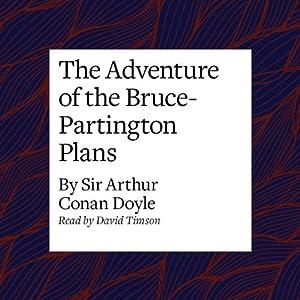 The Adventure of the Bruce-Partington Plans Audiobook