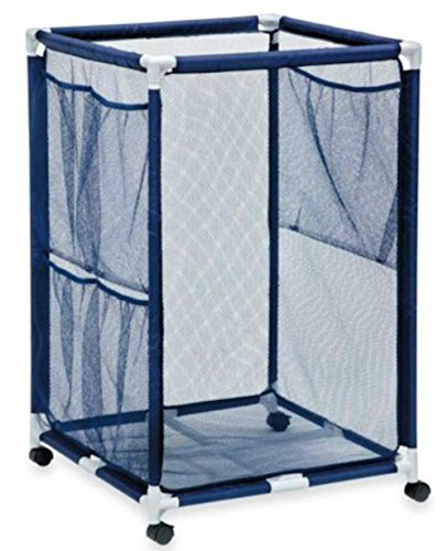 Kids Storage Rolling Bins - Great For Gym, Playroom or Pool (Large) by Rockwater by Rockwater