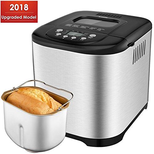 Programmable Bread Maker[2018 Up...