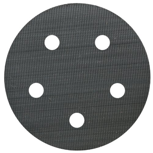 PORTER-CABLE 15000 5-Inch 5-Hole Standard Hook and Loop Replacement Pad for 7334, 7335, and 97355 Sanders ()