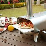 BIG HORN OUTDOORS Pizza Oven Wood Pellet Pizza Oven