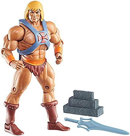 Mer-Man 2.0 MASTERS OF THE UNIVERSE Classics MOTU Mattel Filmation