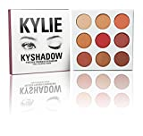 Kylie Cosmetics - The Burgundy Palette - Kyshadow