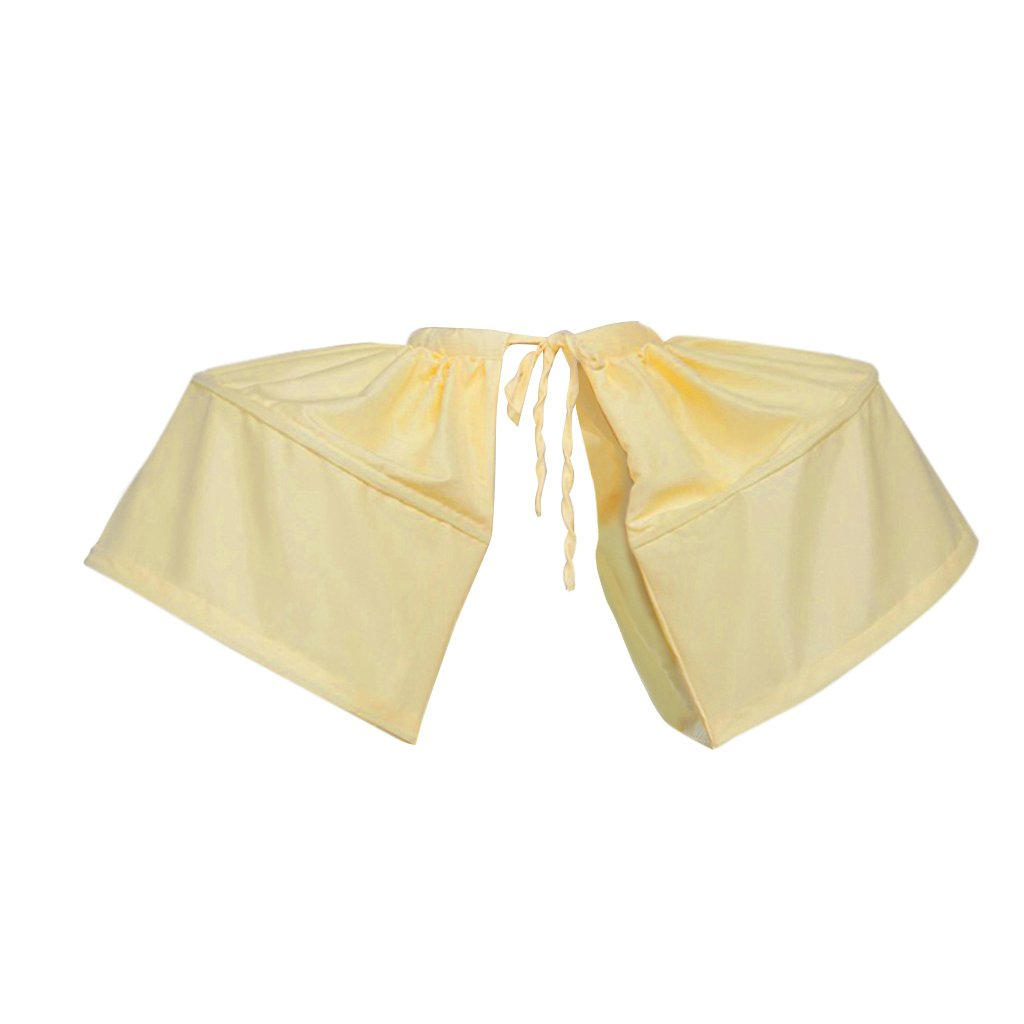 Women's Replicated French Rococo Period Yellow Pannier - DeluxeAdultCostumes.com