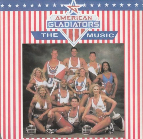 Price comparison product image American Gladiators: The Music (1990-01-01)
