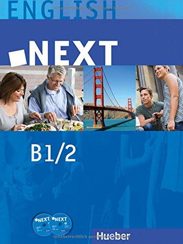 NEXT B1/2: Lehr- und Arbeitsbuch mit 2 Audio-CDs und Companion / Student's Book Paket