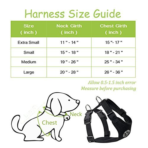 Nasus Dog Car Harness Plus Connector Strap, Adjustable Double Breathable Mesh Fabric Travel Regular Vest Harness with Safety Seat Belt in Vehicle for Dogs Road Trip Daily Walks (Black XS)