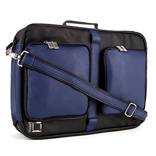ger Bag & Backpack for Microsoft Surface Book 13.5 inch Laptops, Blue ()