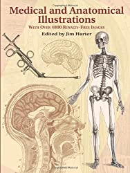 Medical and Anatomical Illustrations: With Over 4800 Royalty-Free Images (Dover Pictorial Archive)