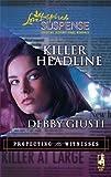 Killer Headline (Love Inspired Suspense)