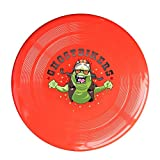Bro-Custom Ghostbusters Sliming Flying Disc For Children Size One Size Red