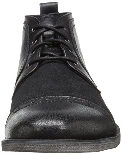 Stacy Adams Mens Beckett Chukka Botte Noire