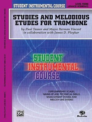[(Student Instrumental Course Studies and Melodious Etudes for Trombone: Level III)] [Author: Paul Tanner] published on (January, 2003) pdf