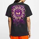 Nike Festival Glow in The Dark T-Shirt Men's Cz8924-010 6