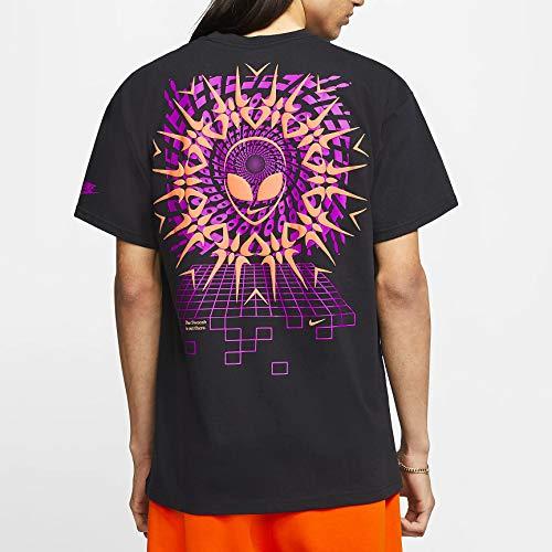 Nike Festival Glow in The Dark T-Shirt Men's Cz8924-010 2